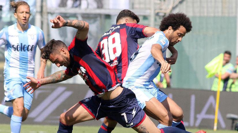 Taliansko futbal Seria A 37. kolo