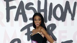 Akciu Fashion for Relief podporila aj topmodelka Winnie Harlow.