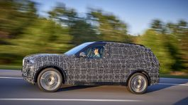 BMW X7 - maskované 2018