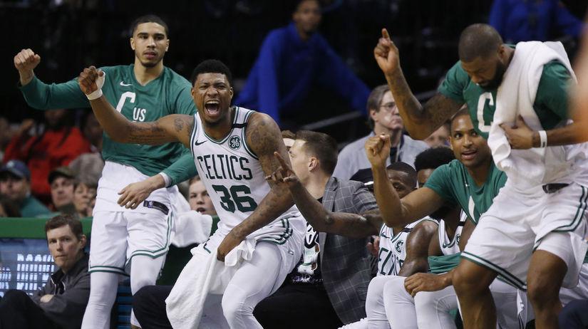 Cavaliers Celtics Basketbal NBA