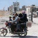 Dúma, Sýria