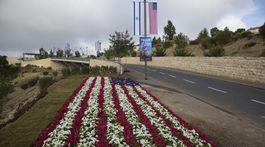 Izrael USA ambasáda otvorenie prípavy