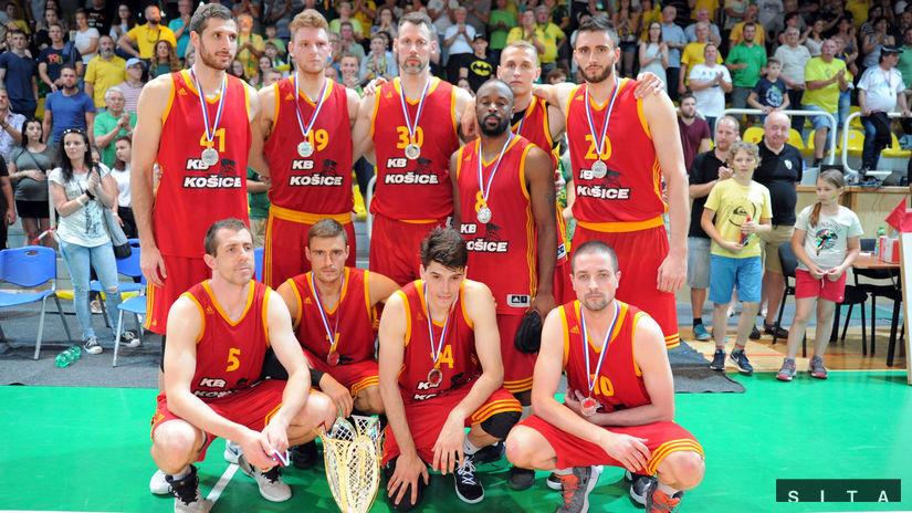 Košice, basketbal