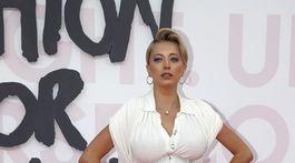 Na akcii Fashion for Relief sa zúčastnila aj Caroline Vreeland.