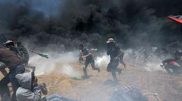 palestína protest