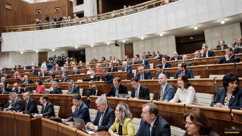 parlament, NR SR, NRSR