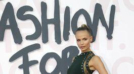 Ruská rodáčka a topmodelka Natasha Poly.