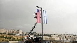 usa, izrael, jeruzalem