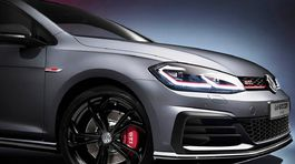 VW Golf GTI TCR Concept - 2018
