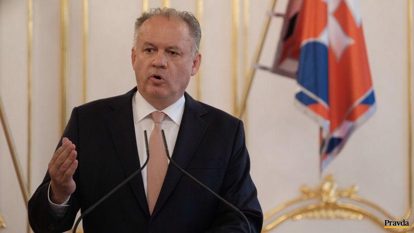 Andrej Kiska, kandidatúra