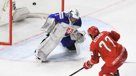 Dánsko Kodaň MS2018 Hokej A Slovensko Bielorusko