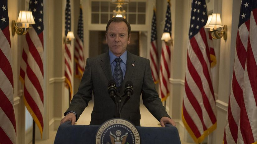 designated survivor, kiefer sutherland,