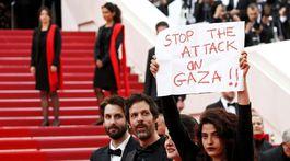 Festival v Cannes reflektuje aj súčasnú politickú situáciu.