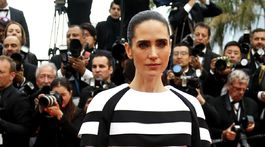 Herečka Jennifer Connelly v kreácii Louis Vuitton.