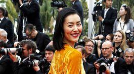 Na premiéru prišla aj modelka Liu Wen.