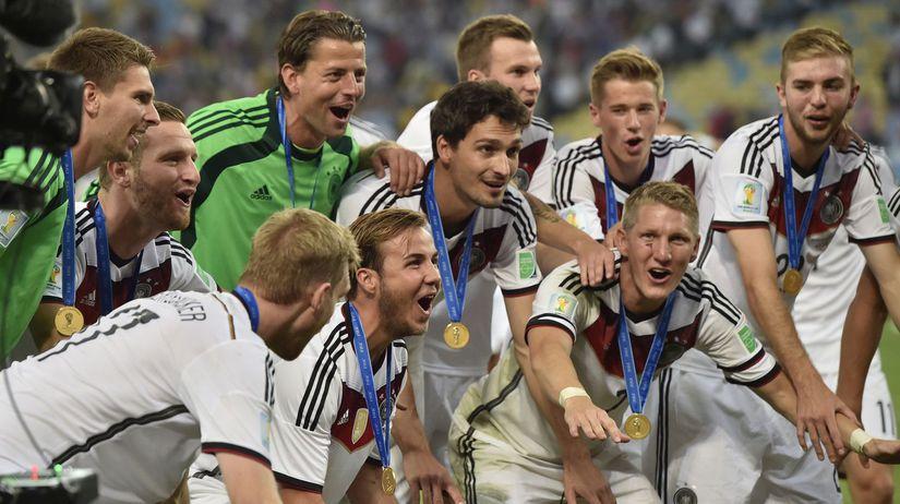 Nemecko 2014