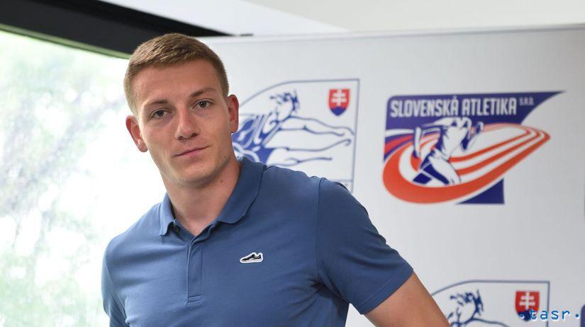 SR šport atletika SAZ TK Bratislava volko