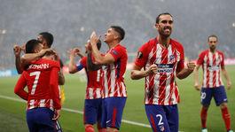 Atlético futbal