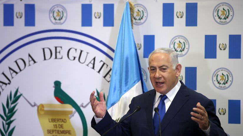 Izrael Guatemala ambasáda
