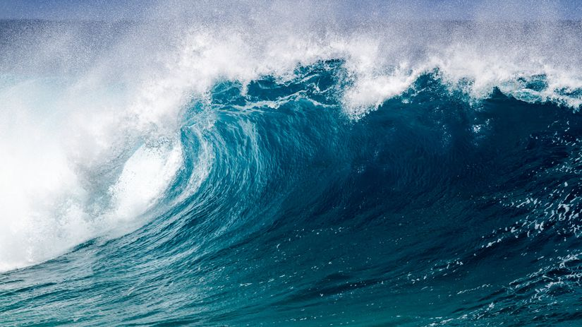 more, vlna