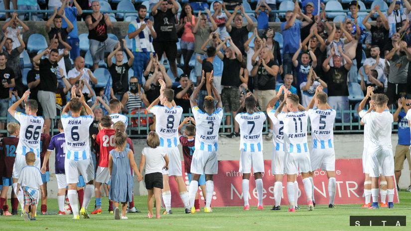 FC Nitra, fanúšikovia