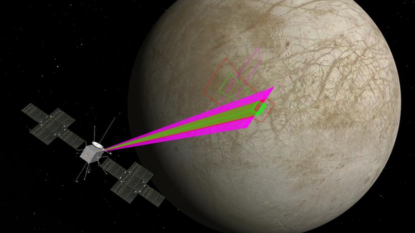 Jupiter, sonda,