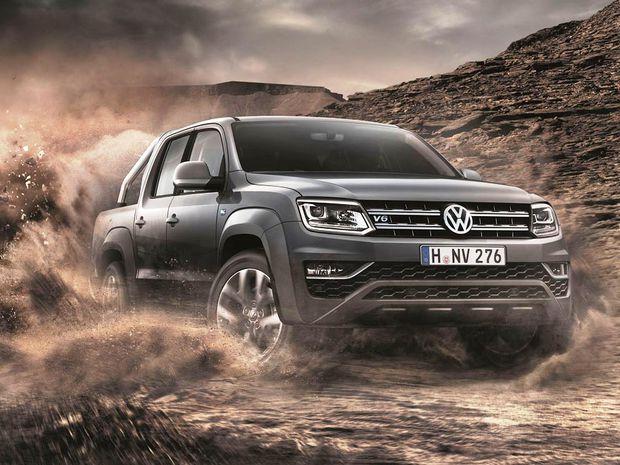 VW Amarok - 2018