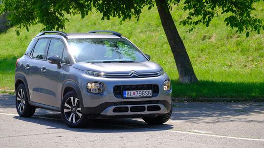 Test: Citroën C3 Aircross BlueHDI – spomienky na slávu nafty