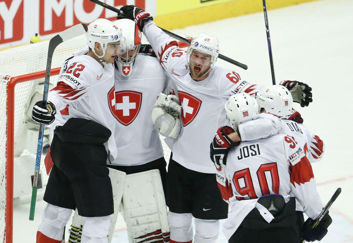 f4ff73c667828 Pripomínajú Nemcov z olympiády. Napodobnia ich? - MS 2018 - Hokej ...