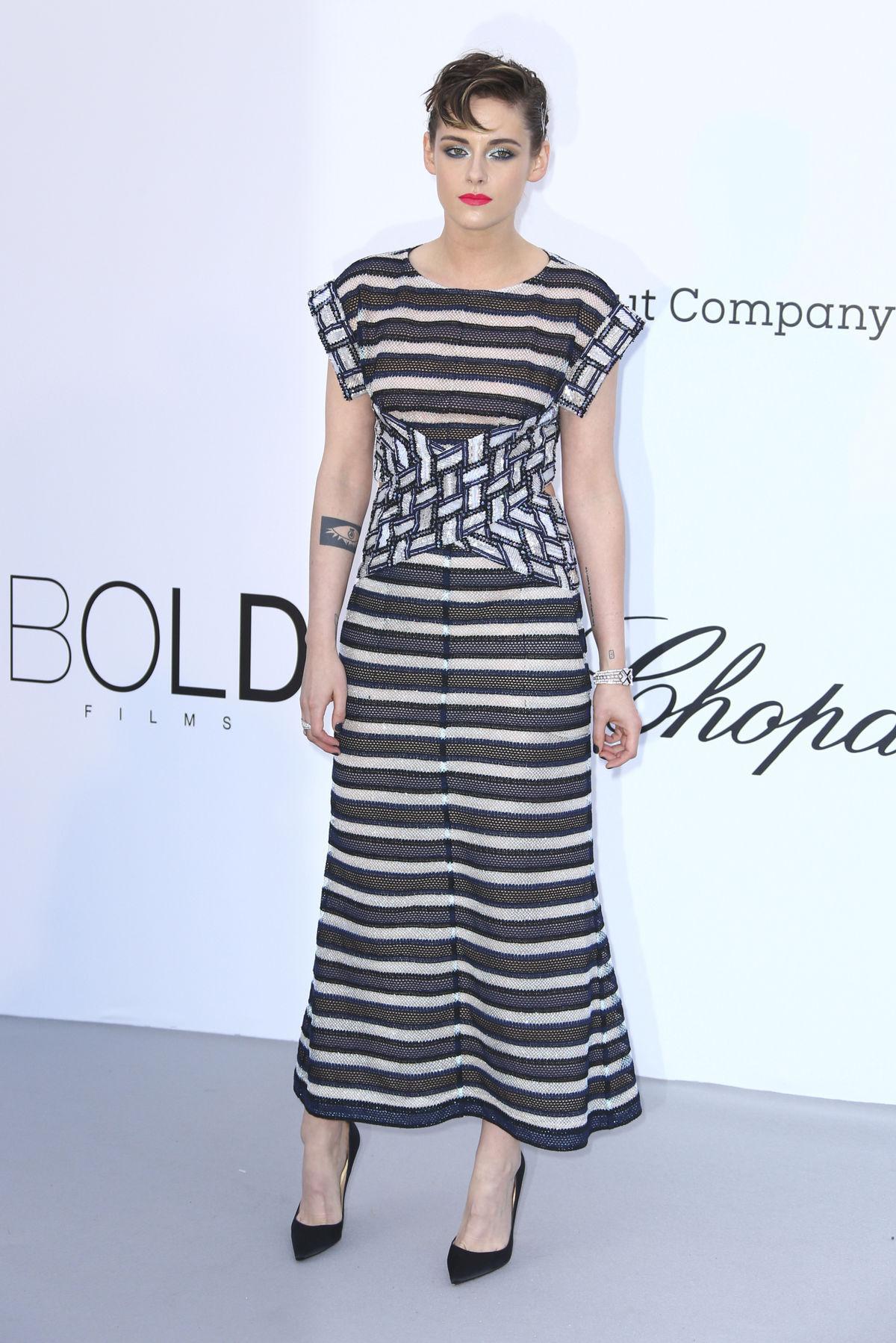 Herečka Kristen Stewart v kreácii z najnovšej...