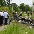 Kuba Havana lietadlo nehoda