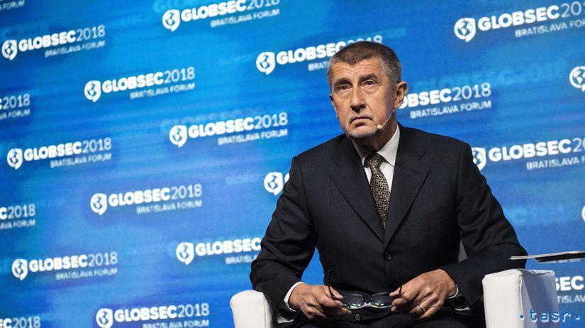 SR Bratislava, GLOBSEC, Andrej Babiš