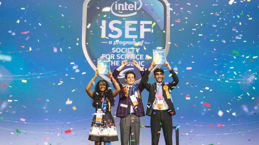 Intel ISEF, 2018