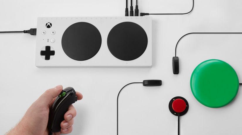 Microsoft, Adaptive Controller,