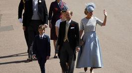 Princ Edward s manželkou Sophie, vojvodkyňou z Wessexu.