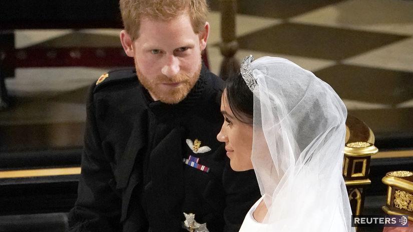Princ Harry a jeho vyvolená Meghan Markle v...
