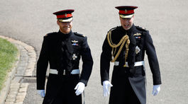 princ Harry, svadba