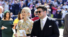 Spevák Marcus Mumford a jeho manželka Carey Mulligan.