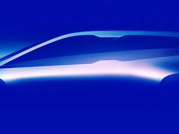 BMW iNEXT Concept - 2018 skica