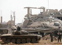 Damask, Sýria, vojaci