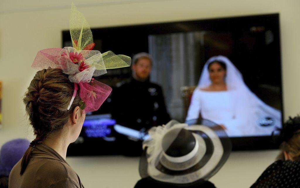 kráľovská svadba, Harry, Meghan Markle