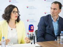 Martina Lubyová, Miroslav Šatan