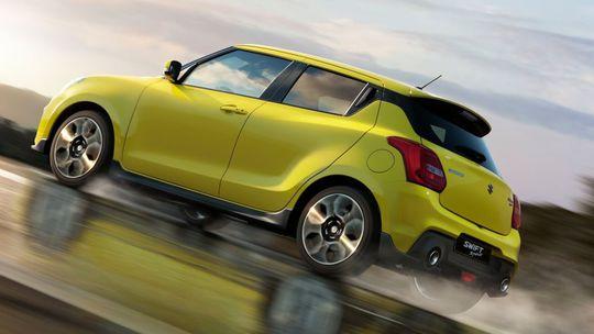 Suzuki: Mild-hybrid aj pre Vitaru, SX4 S-Cross a Swift Sport. Spotreba padne o 15 %