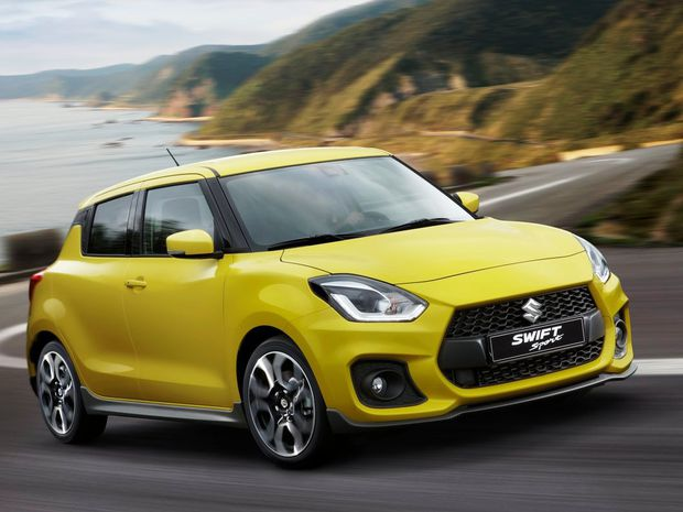 Suzuki Swift Sport - 2018