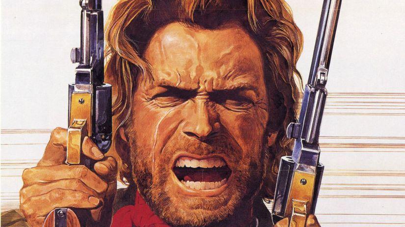 Bill Gold Clint Eastwood