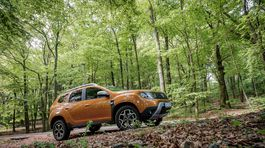 Dacia Duster 1,2 TCe 4WD - test 2018