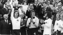 Franz Beckenbauer, Sepp Maier
