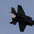 Prví na svete. Nasadili sme v ostrom boji pokročilú stíhačku F-35, chvália sa Izraelčania