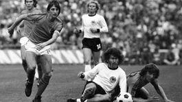 Johan Cruyff, Paul Breitner