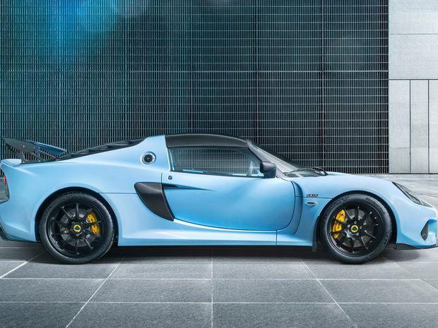 Lotus Exige Sport 410 - 2018